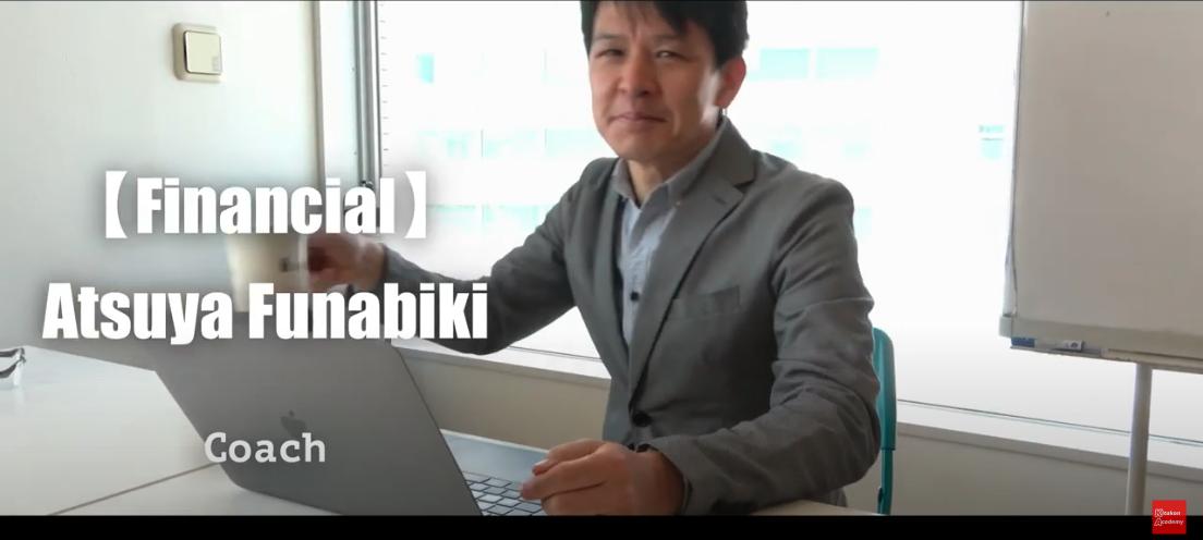 Coach / Atsuya Funabikiの 経済トレンド第1回目、配信!
