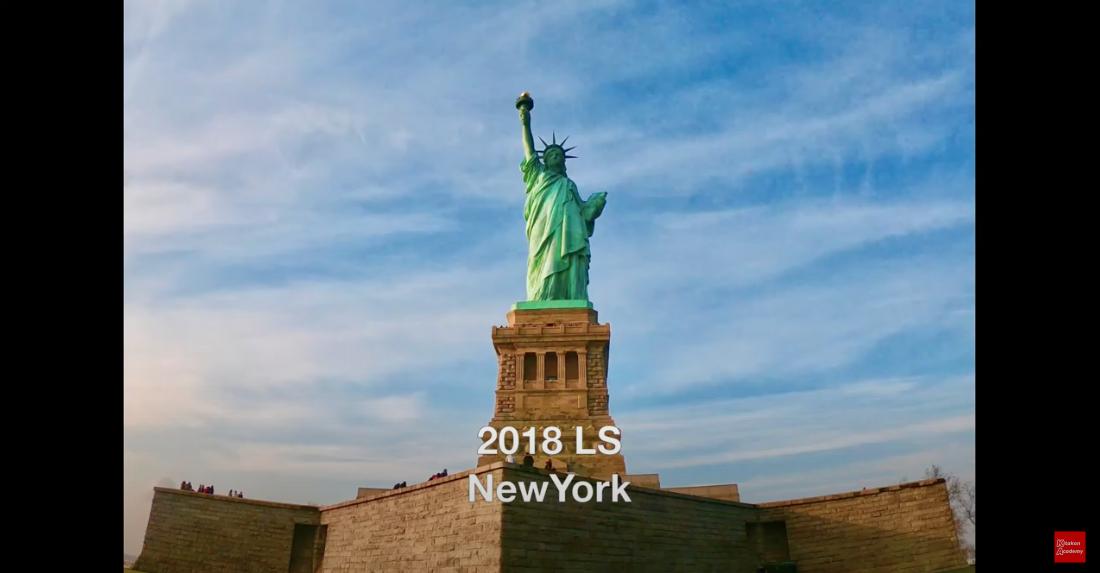 Vol.5~AJ40 LS 2018 New York~